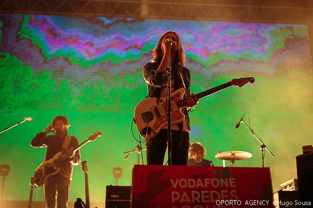 Tame Impala - Vodafone Paredes de Coura '15