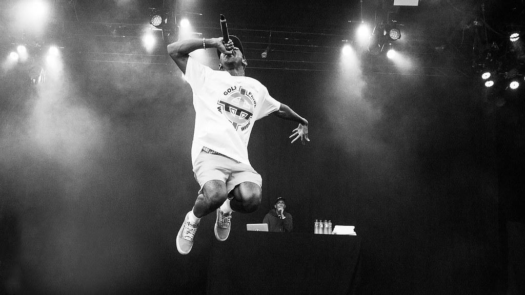 Tyler, The Creator - Øyafestivalen 2015