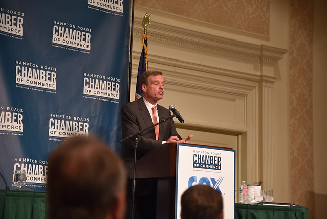 Hampton Roads Forum - Latest News - Mark R  Warner