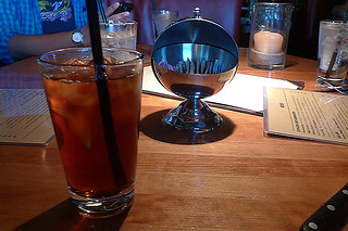 Rutherford Grill - Iced tea