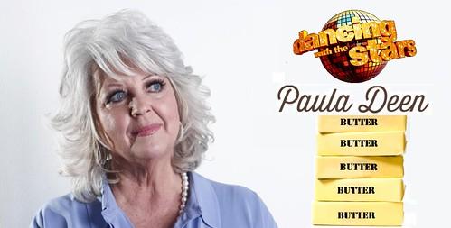 Paula Deen, Dancing Queen?