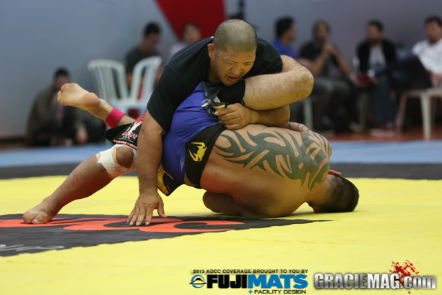 2015 ADCC - Day 1 +99kg