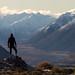 Peak Hill / New Zealand by Sebastian Warneke