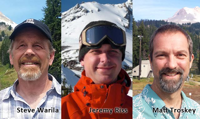 New VPs at Mt. Hood Meadows