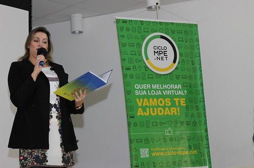 Abertura -  Correios- Renata Crepaldi Brandão - São José dos Campos - 01 de setembro de 2015 - Ciclo MPE.net
