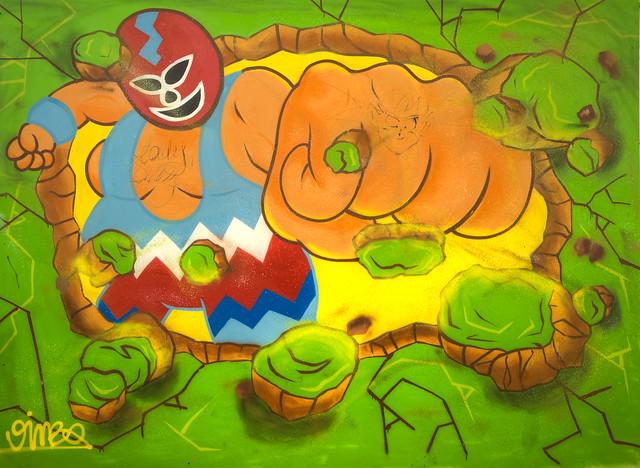 Casares Graffiti 6
