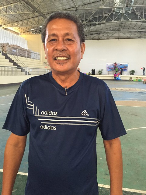 Bantayan Supply Officer Edgardo D. Hibanada