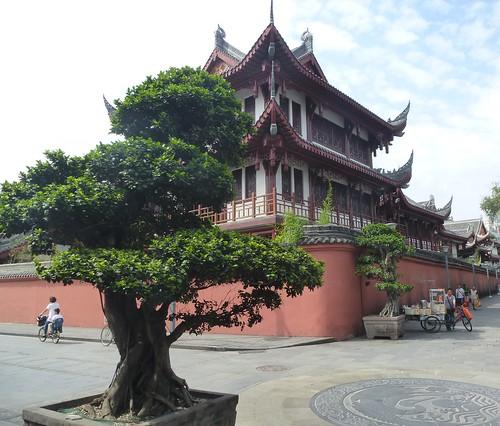 CH-Chengdu-Temple Wenshu-Quartier (6)