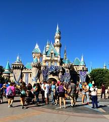 Disneyland, Anaheim, California, October 2015