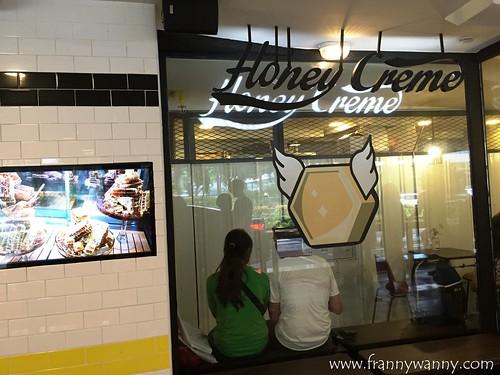 honey creme sg 3