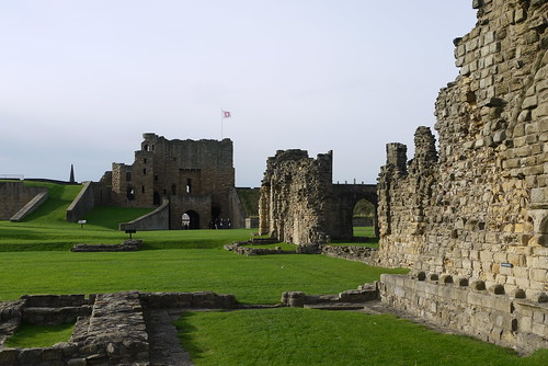 Tynemouth Castle & Priory
