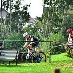 Cross Zingem Junioren - dames  18/10/2015.