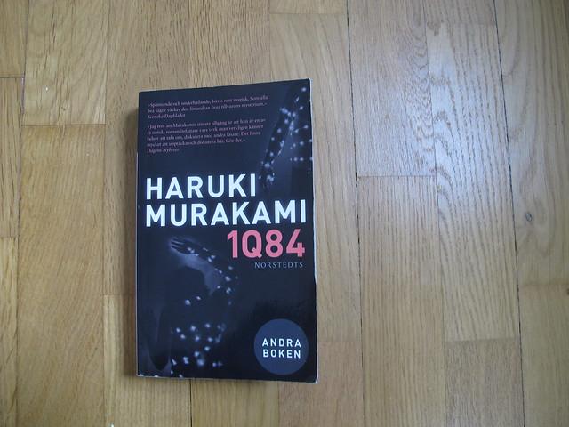 1Q84 del II av haruki murakami