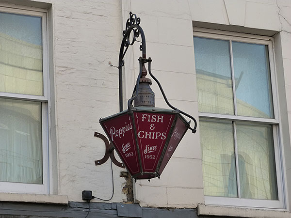 fish and chips since 1952