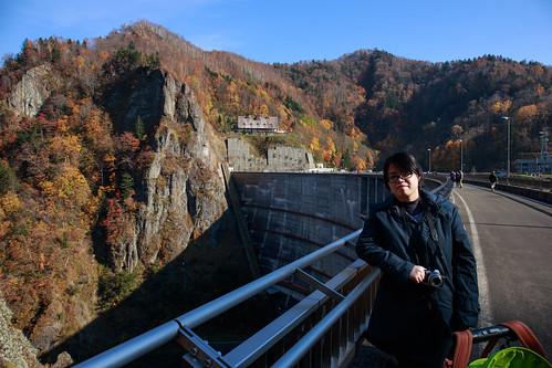 katy 日本 hokkaidō 豐平峽 sapporoshi 豐平峽水庫 豊平峡ダム