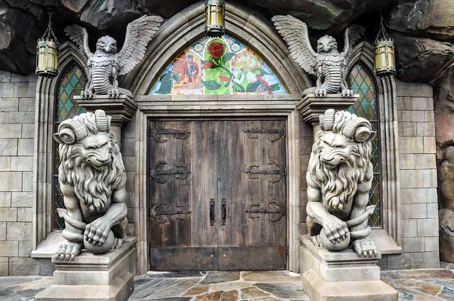 BoG entrance