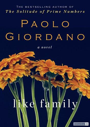 Paolo Giordano, Like Family