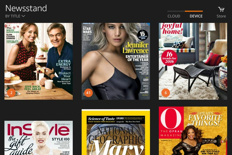 Buy or Not to Buy: Reasons why you should buy the New Kindle Fire - Interactive Kindle Magazine