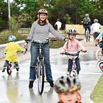 Sydney Park bike track