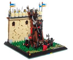 Lion Castle Siege