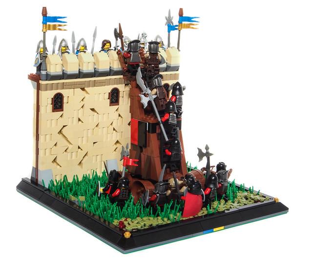 Lion Castle Siege Lego Historic Themes Eurobricks Forums