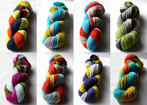 BMFA Yarn Trios for In Triplicate