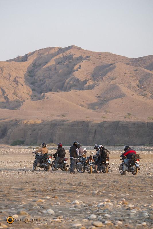 Trip to Cave City (Gondhrani) & Shirin Farhad Shrine (Awaran Road) on Bikes - 23192069512 d19c74efff c
