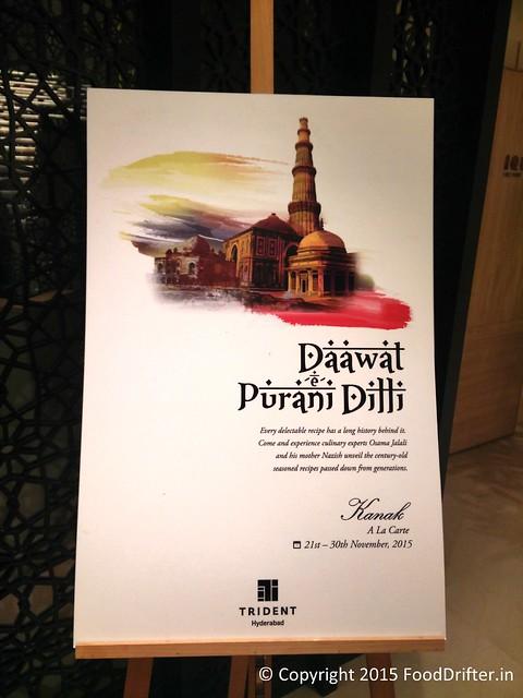 Purani Dilli Food Festival
