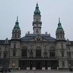 City Hall , Gyor