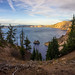 Crater Lake by mediageek