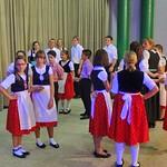 Letzte Tanzvorführungen der Jugendtanzgruppe im 2015