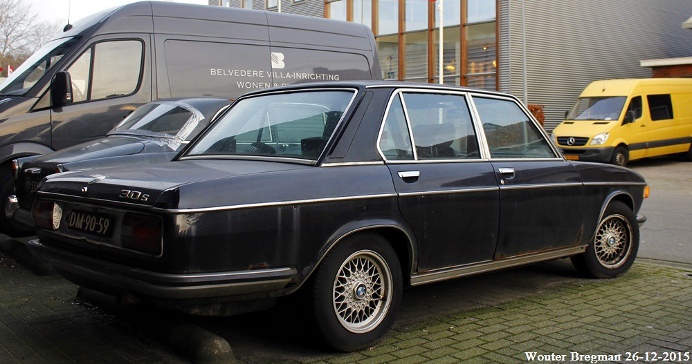 BMW E3 30S 1970  a photo on Flickriver