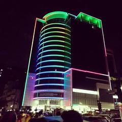#neonlights #cityscape #dark #night #nightlife   #dhaka
