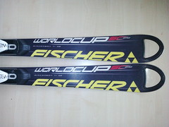 Fischer RC4 Worldcup SC PRO 155cm<small> | recenze (mini test) z 18.10.2016</small>