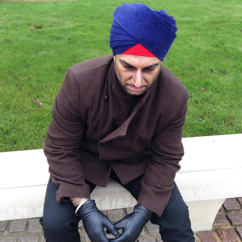 WW2 Sikh Soldier - 3