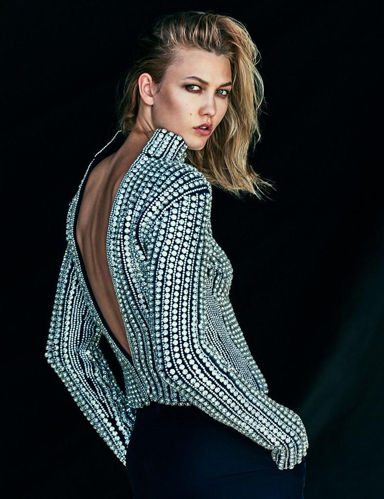 Карли Клосс — Фотосессия для «Vogue» MX 2016 – 13