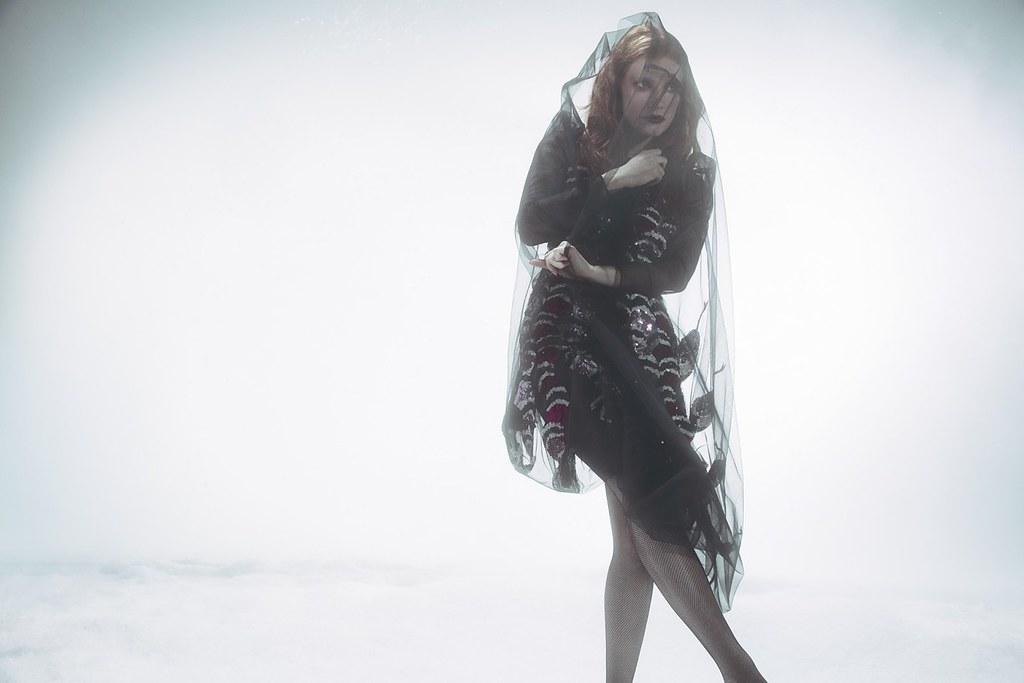 Джессика Честейн — Фотосессия для «Vogue» UA 2016 – 3