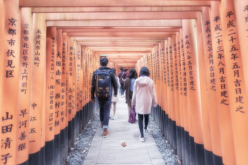 京都 伏見稻荷