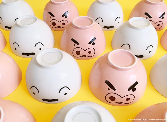 DING DONG 宅配便 × 蠟筆小新【小新同盟生活系列】賀!劇場版25 周年生日快樂!!