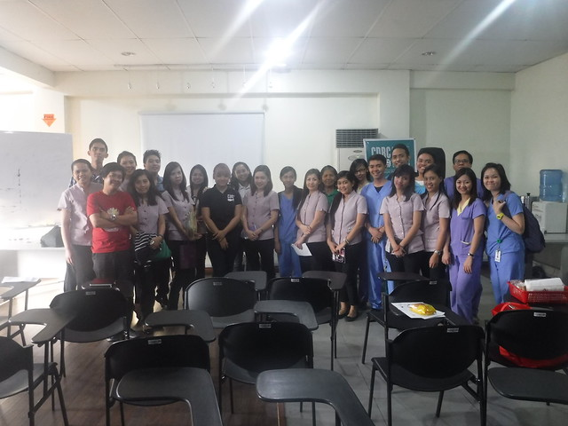 Disaster Preparedness Training at the Hi-Precision Diagnostic Center in Quezon City