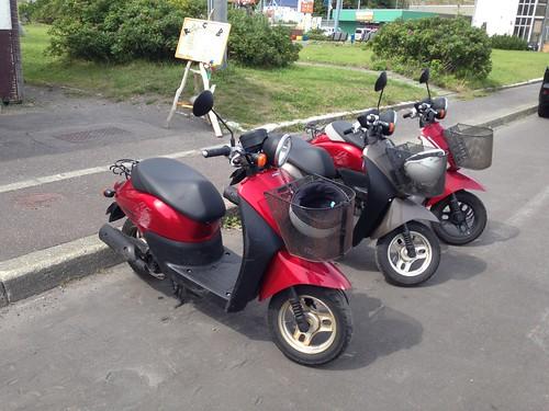 rishiri-island-yukiguni-rental-bike