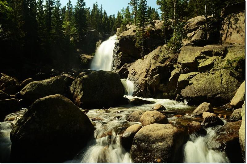 Alberta Falls 1