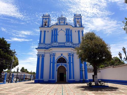 Iglesia en San Cristobal d.L.C.