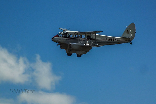 de Havilland Dragon Rapide