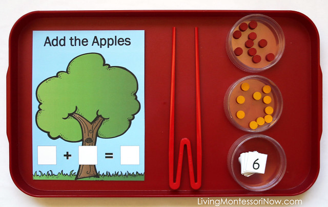 Add the Apples Activity