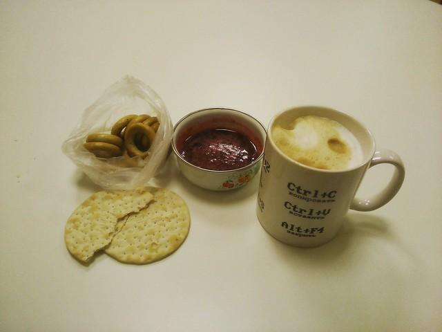 Второй завтрак // Second breakfast