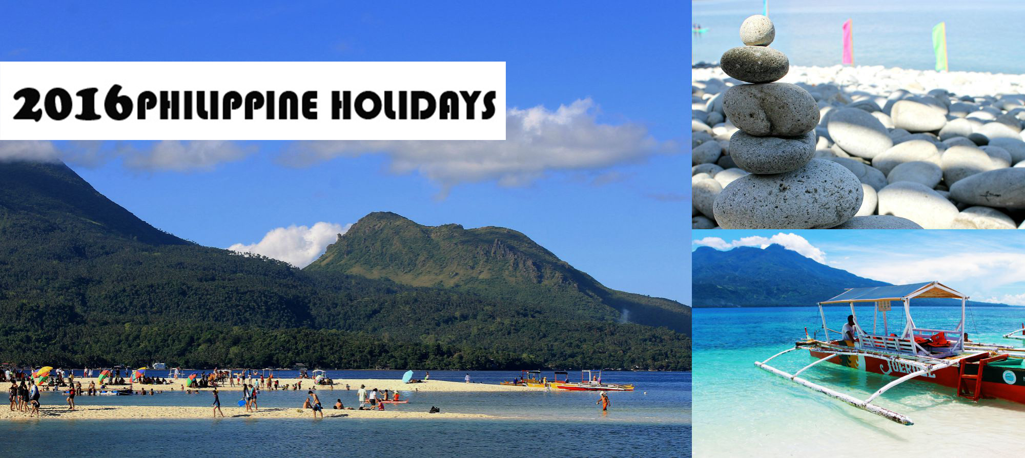 philippine holidays in 2016