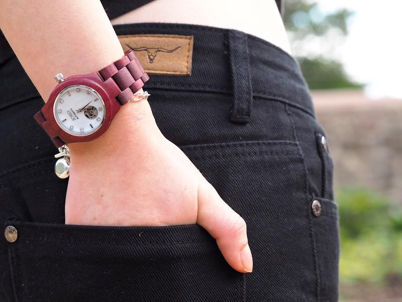 JORDwatches, krystelcouture, liquorandpoker, styleblogger, woodwatch,