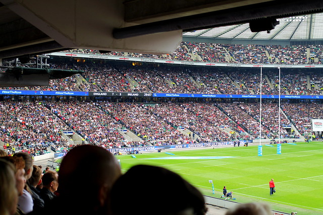 Twickenham Rugby Executive Box (4)
