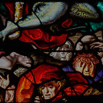 Beauvais, Church of Saint-Etienne - The Last Judgement - The Damned (16C)